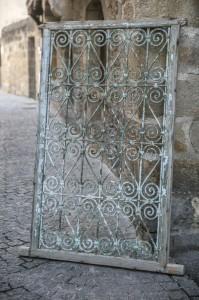 grille de Medina de Marrakech