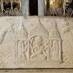 Bas-relief Moghol représentant le dieu Ganesh