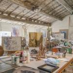 Un vaste lieu dédié à la création et à la restauration des tableaux