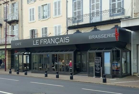 le français café-restaurant le français Un lieu élégant et convivial pour passer des bons moments, adapté à toutes les occasions